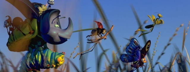 3D-мульт «Приключения Флика»