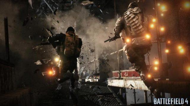 Военный шутер Battlefield 4 выйдет для PC, Xbox One и PlayStation 4