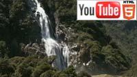 Национальный парк Фьордленд: красота природы на YouTube 3D