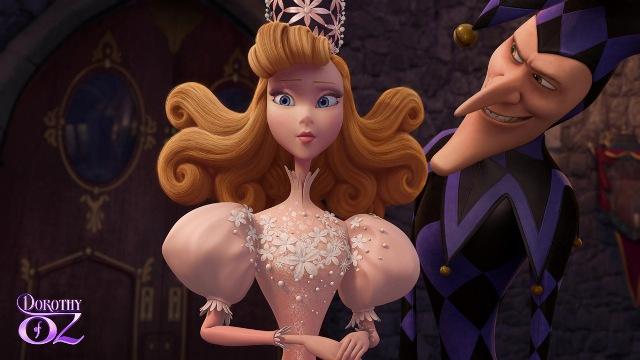 3D-мульт «Дороти из страны Оз»