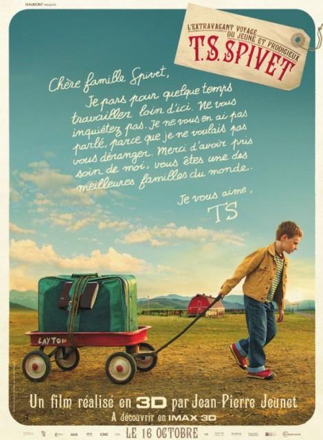 Постер к 3D-ленте «Молодой и удивительный Спайвет»