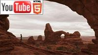 """Национальный парк Арки 3D"" в Юте: документалка на YouTube 3D"