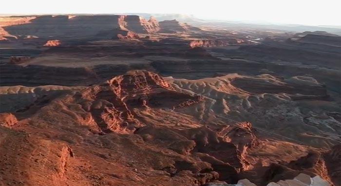 Национальный парк Арки 3D» (Arches National Park 3D): трёхмерная документалка на YouTube 3D