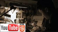 YouTube стерео 3D: короткий метр от любителей стерео