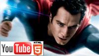 «Человек из стали»: первый YouTube стерео 3D-трейлер