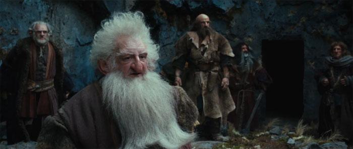 «Хоббит: Пустошь Смауга» (The Hobbit: The Desolation of Smaug): первый постер и трейлер к 3D-ленте