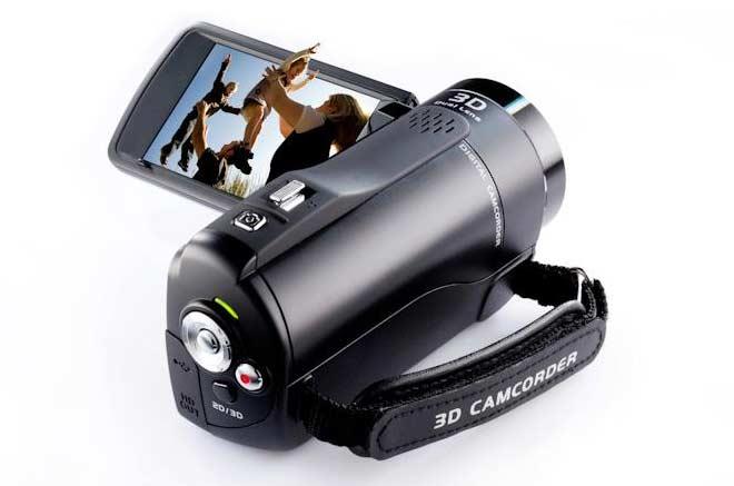 Компактная камера Aiptek 3D iH3: уже на российском рынке