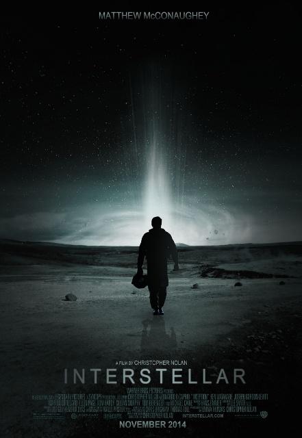 Постер к 3D-фильму «Межзвездный»
