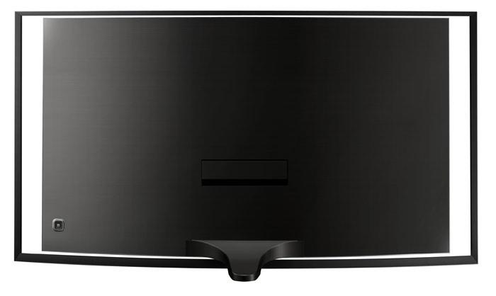 Изогнутый 3D-ТВ Samsung KN55S9: цена и спецификации