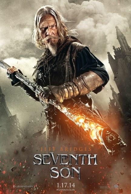 Постер к 3D-фильму «Седьмой сын»