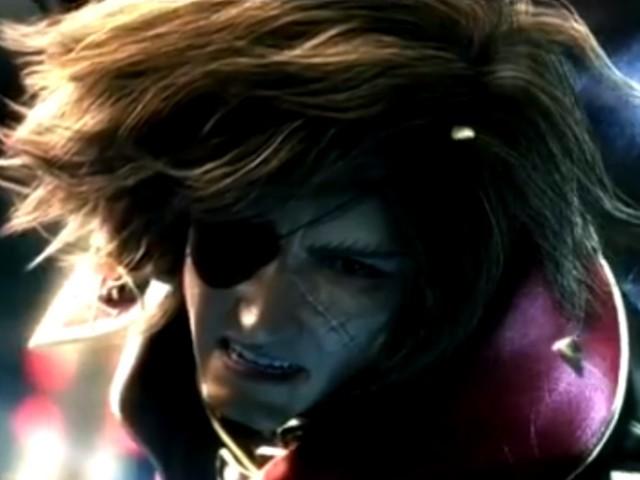 3D-аниме «Космический пират капитан Харлок»
