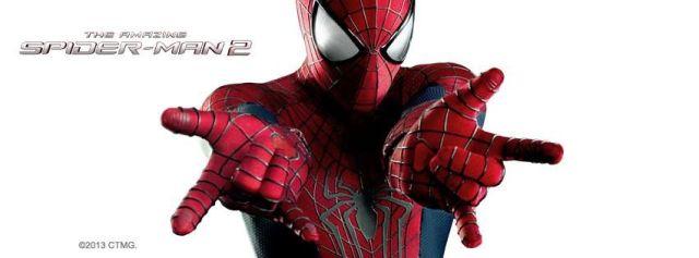 Постер к 3D-фильму «Новый Человек-паук 2»