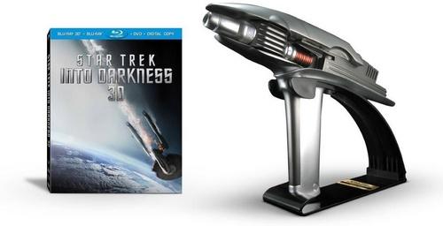 3D-боевик «Стартрек: Возмездие» выйдет на дисках Blu-ray 3D