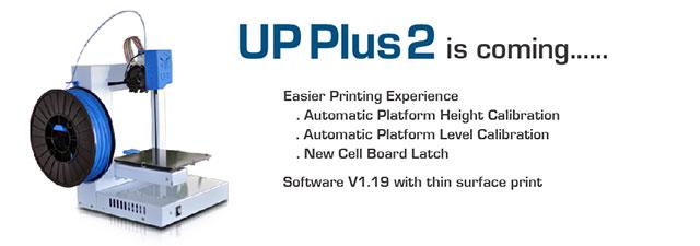 3D-принтер с поддержкой Windows 8.1