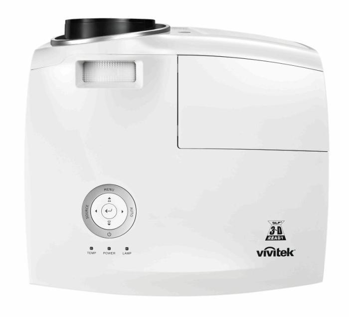 Vivitek H1180HD: кинотеатральный Full HD 3D-проектор нового поколения