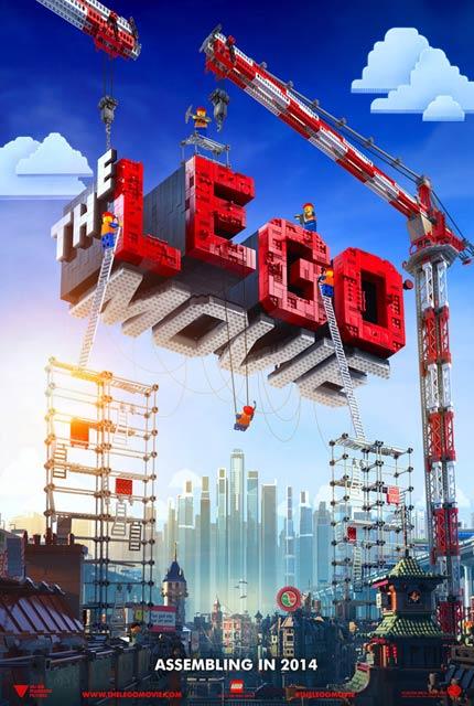 «Лего. Фильм»: YouTube 3D-трейлер к трёхмерной анимации
