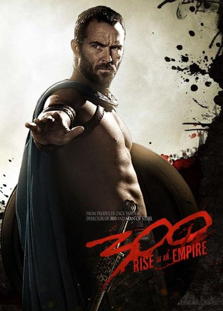 3D-фильм «300 спартанцев: Расцвет империи»