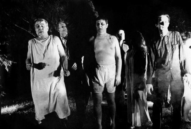 3D-фильм «Ночь живых мертвецов: Начало»