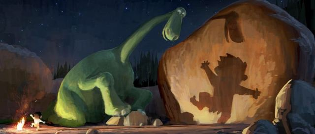 3D-мульт «Добропорядочный динозавр»