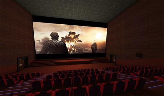 Приложение VR Cinema3D