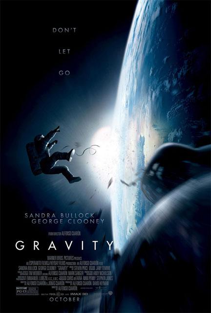 3D-триллер «Гравитация»: первый YouTube стерео 3D-трейлер