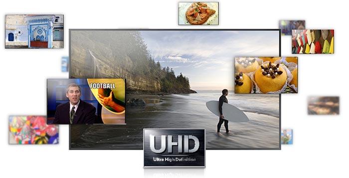 Ultra HD-телевизоры Samsung F9000: новая линейка уже в России