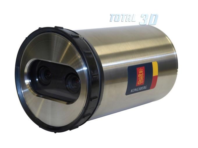 Глубоководная стерео 3D-камера Kongsberg Maritime OE14-530