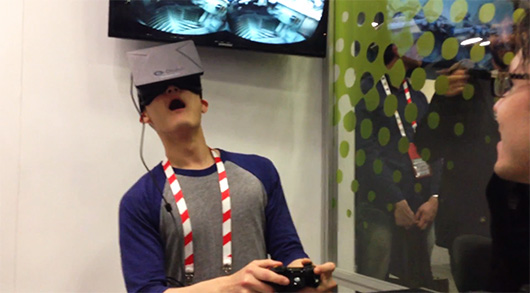 Oculus на конференции Game Developers Conference 2013