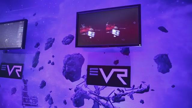 Опробовать игру в действии на фестивале EVE Fanfest 2013 получили возможность более тысячи виртуальных пилотов