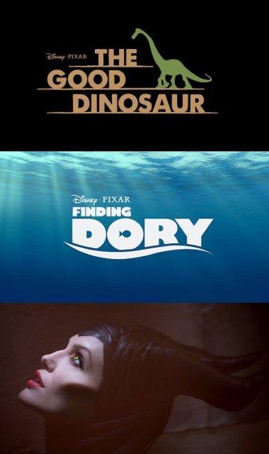 В поисках Дори