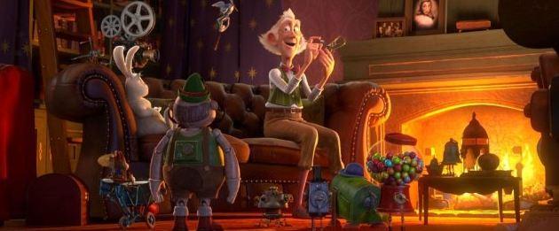 3D-мульт «Кот Гром и таинственный дом»