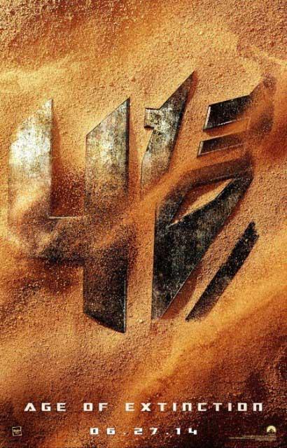 Постер к 3D-фильму «Трансформеры 4»