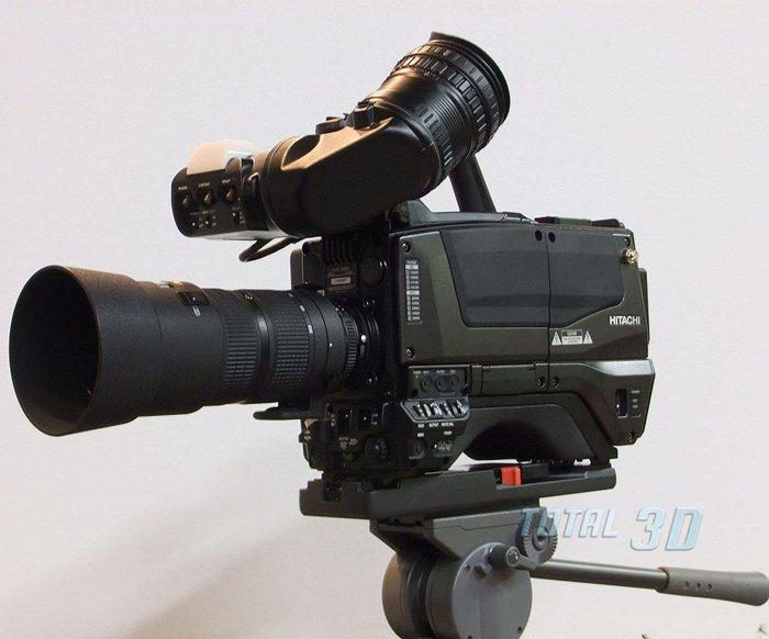 Super Hi-Vision модель с CMOS-сенсором от Hitachi, потребляющая всего 45 Вт