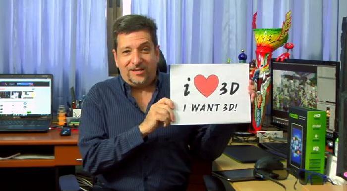 I Love 3D! I Want 3D!: беспроигрышный конкурс для любителей стерео