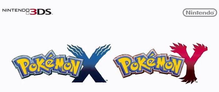 3D-игры Pokémon X и Pokémon Y: игровые новинки для Nintendo 3DS