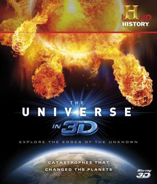 Русскоязычный 3D-фильм «Катастрофы, изменившие планеты 3D»: на YouTube 3D