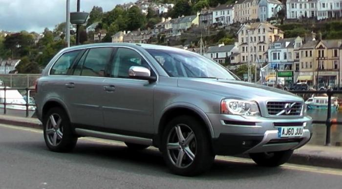 Кроссовер Volvo XC90: трёхмерный тест-драйв на YouTube 3D