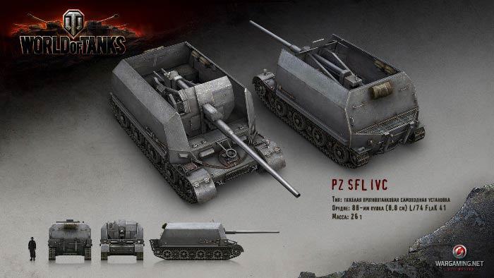 ММО-экшен World of Tanks от Wargaming: доступно обновление 8.9