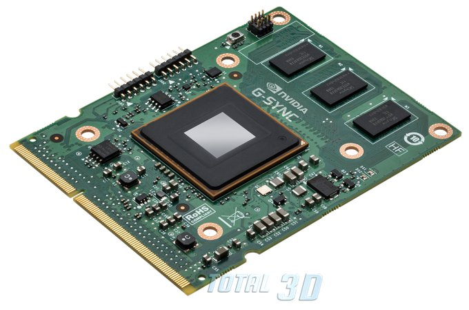 Технология NVIDIA G-SYNC для игровых мониторов