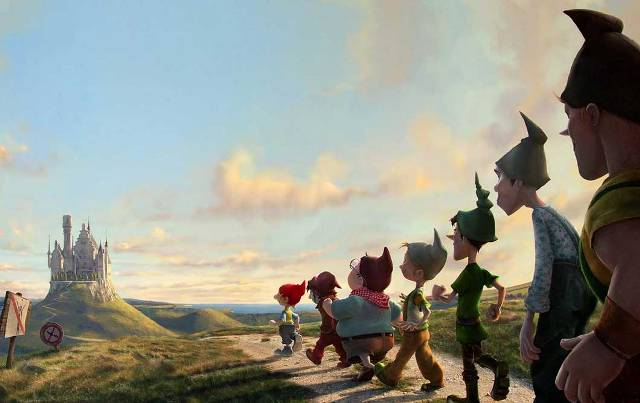 3D-мульт «Седьмой гном»