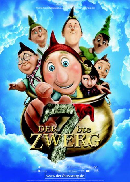 Постер к 3D-мульту «Седьмой гном»