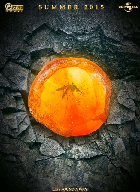 Постер к 3D-картине «Мир Юрского периода»