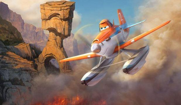 3D-мульт «Самолеты: огонь и вода»