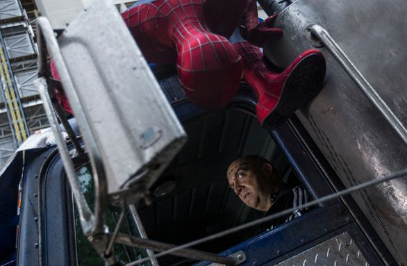 3D-боевик «Новый Человек-паук: Высокое напряжение»