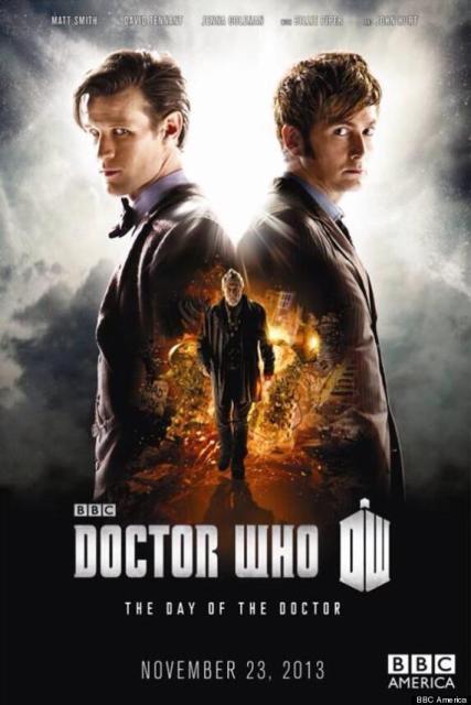 3D-драма «День Доктора»