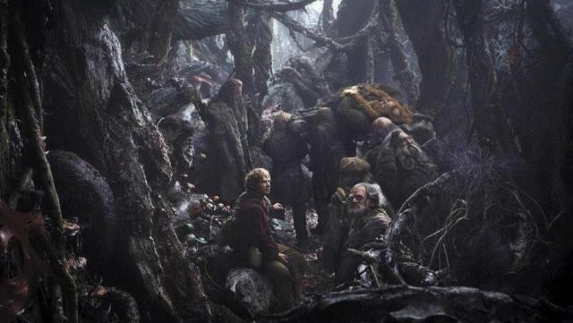 3D-лента ««Хоббит: Пустошь Смауга»
