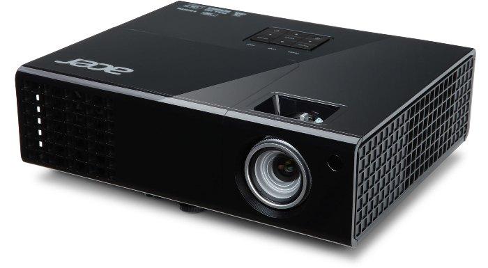 Домашний 3D-проектор Acer P1500: цена и спецификации