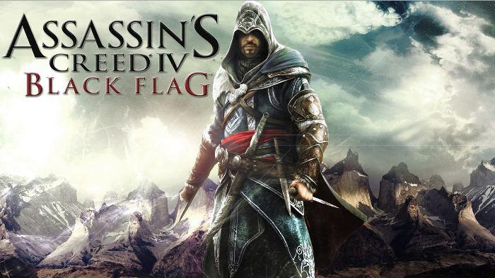 YouTube 3D-геймплей ролик к трёхмерному экшену Assassin's Creed IV: Black Flag