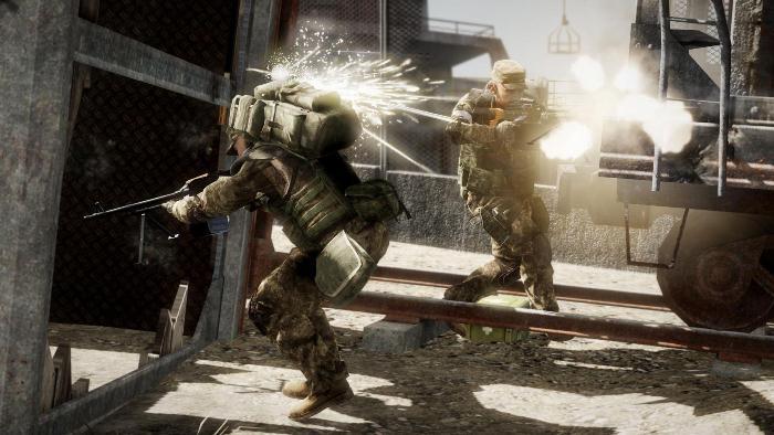 YouTube стерео 3D: геймплей-видео к 3D-шутеру Battlefield: Bad Company 2