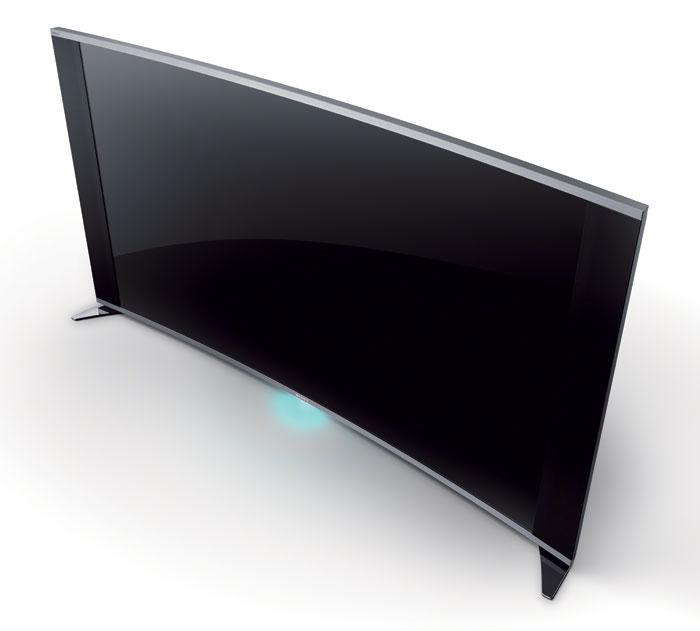 Изогнутый 3D-ТВ Sony BRAVIA KDL-65S995A уже в продаже